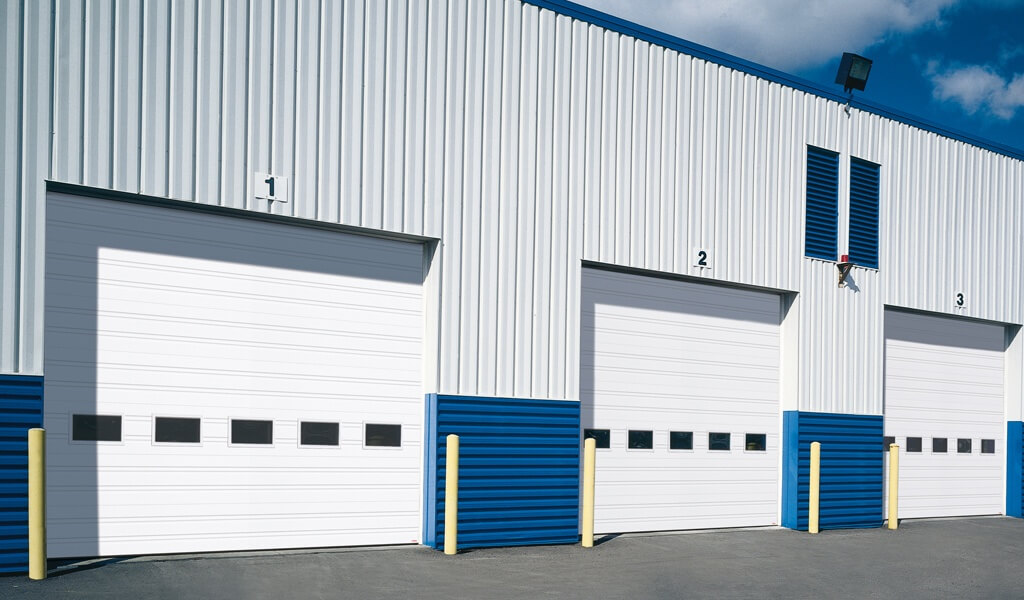 commercial garage door opener replacement