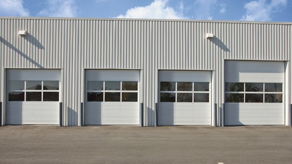 commercial GARAGE DOOR REPAIR DFW