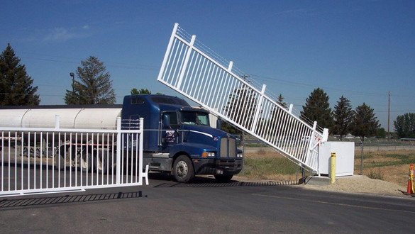 commercial gate REPAIR DFW